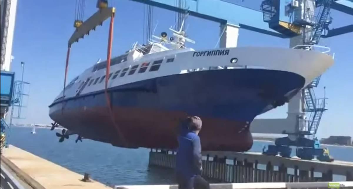 Как уронить корабль: наглядное видео-пособие
