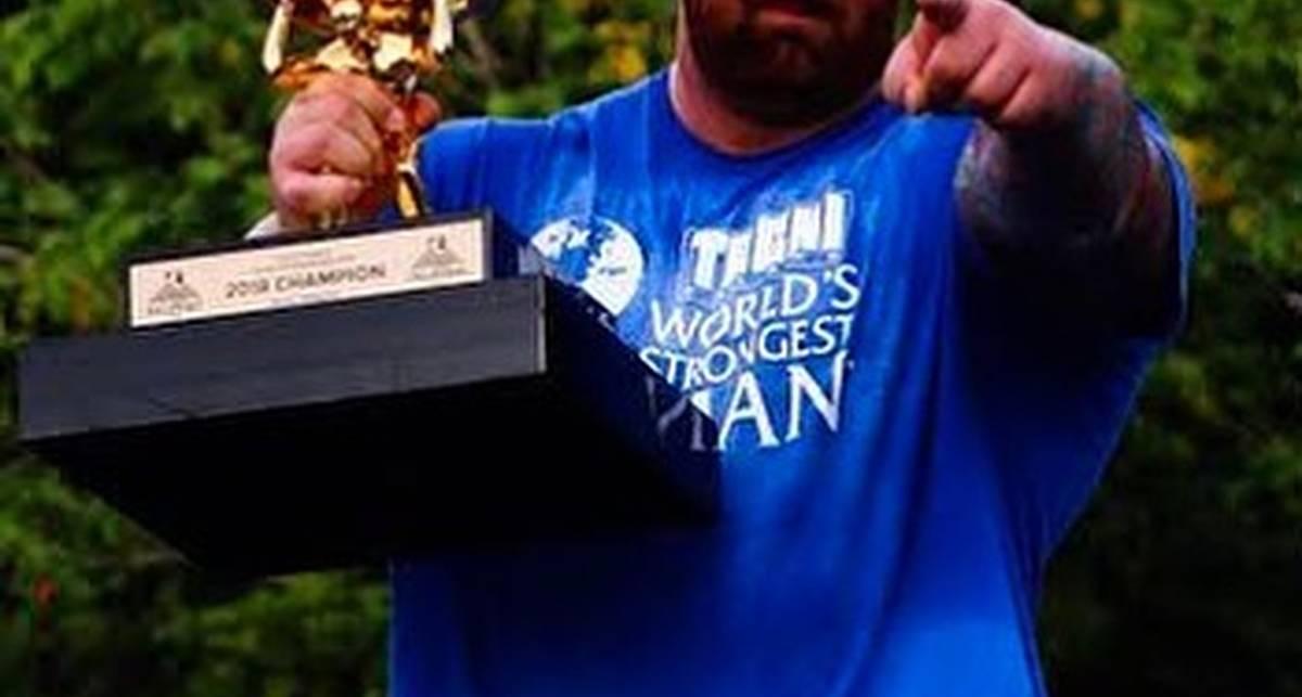 Дуэйн Джонсон, трепещи: назван самый сильный человек мира 2018