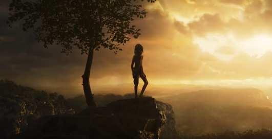 """Опасные джунгли: первый трейлер """"Маугли"""""""
