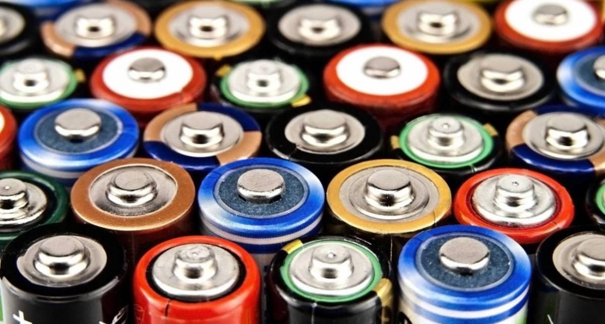 Открытки с батарейками