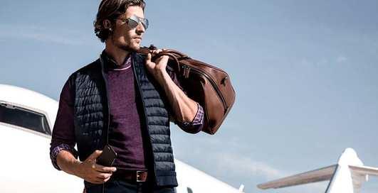 15 кожаных сумок, с которыми не стыдно ехать в командировку