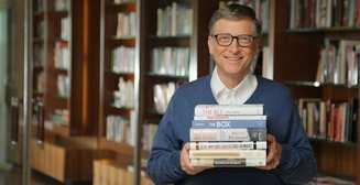 Билл Гейтс назвал пять книг, которые стоит прочитать каждому