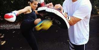 6 селебрити-пар, доказывающих: семейный спорт — это круто