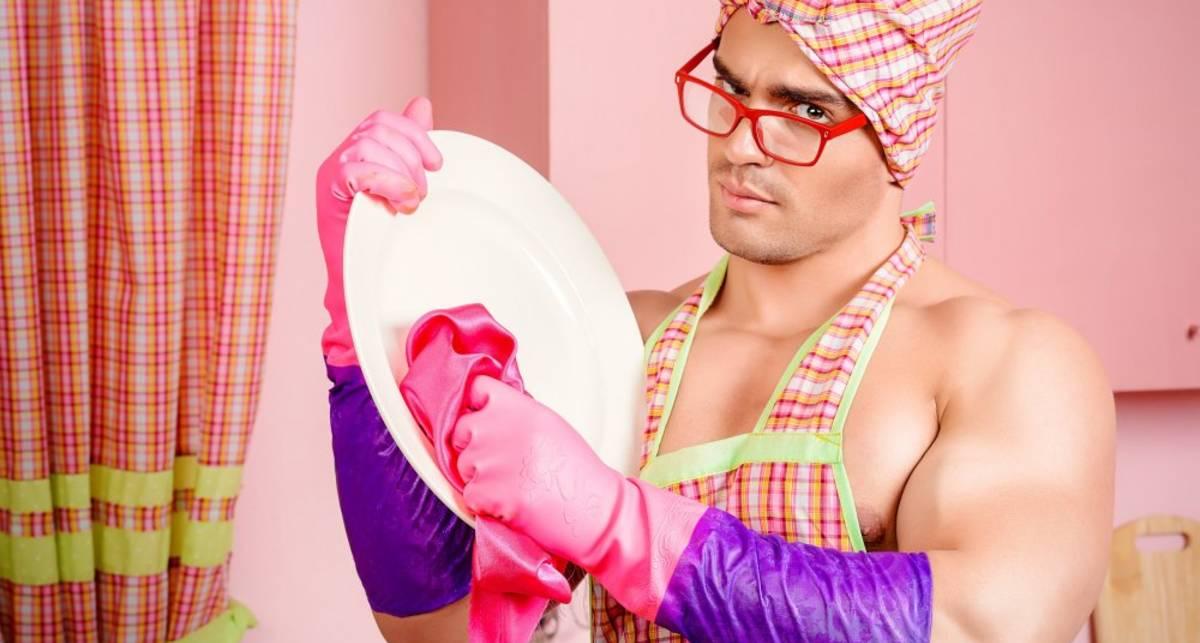Как сделать моющие средства своими руками и отгрызть грязную посуду