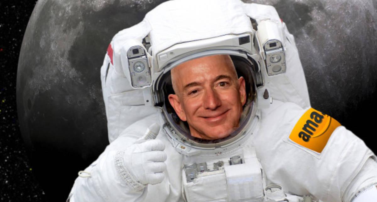 Самый богатый человек в мире хочет колонизировать Луну