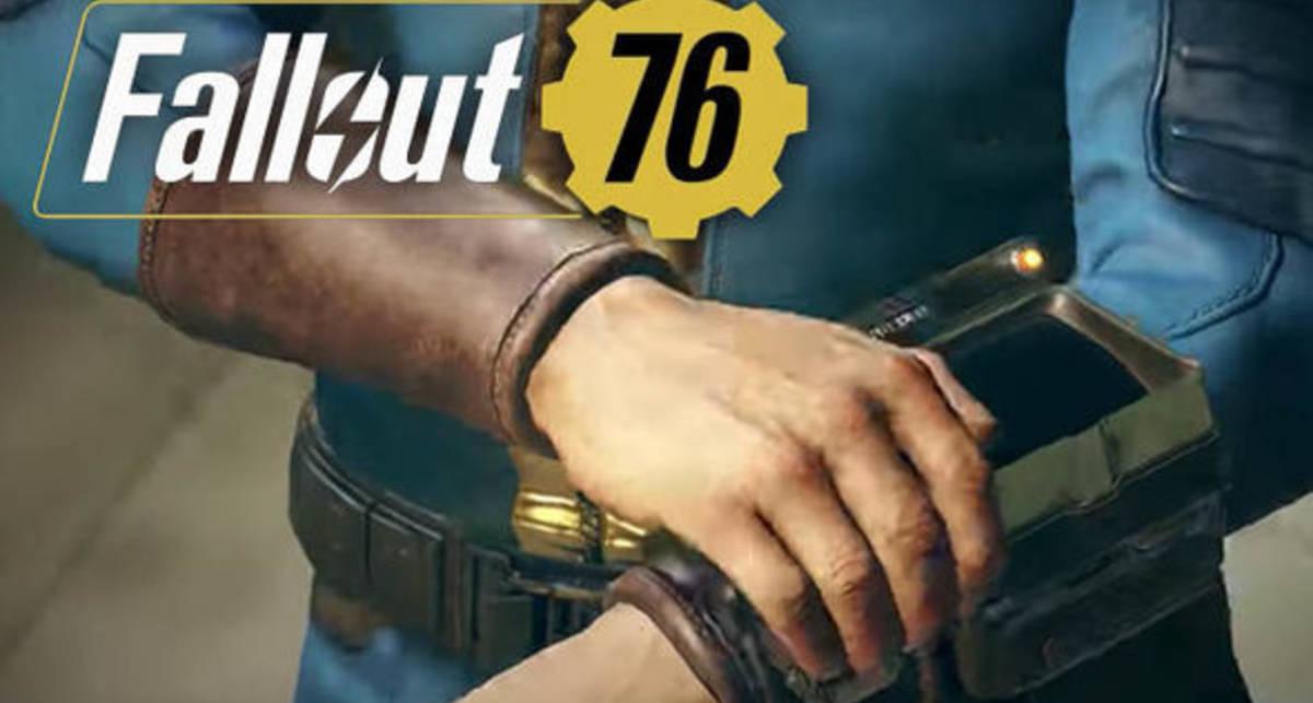 Вышел тизер новой части культовой игры Fallout