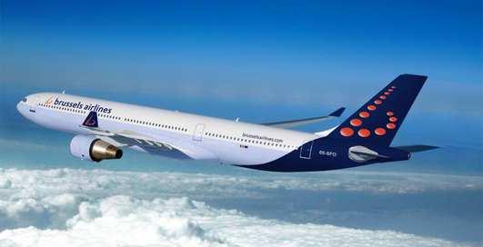 Бельгийская Brussels Airlines открывает рейсы из Киева
