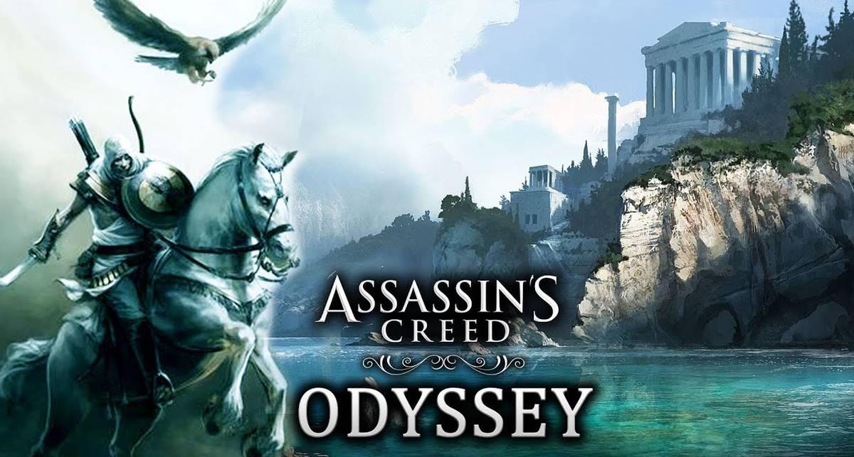События новой Assassin's Creed развернутся в Древней Греции