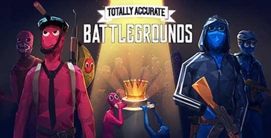 В Steam бесплатно раздают игру Totally Accurate Battlegrounds