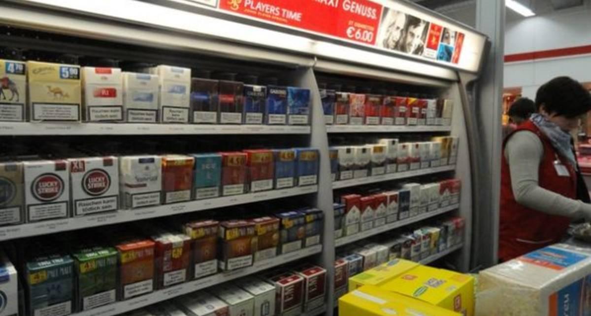 В Нидерландах люди больше не покупают табачные сигареты