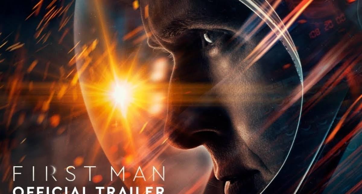 Человек на луне: трейлер фильма с Райаном Гослингом