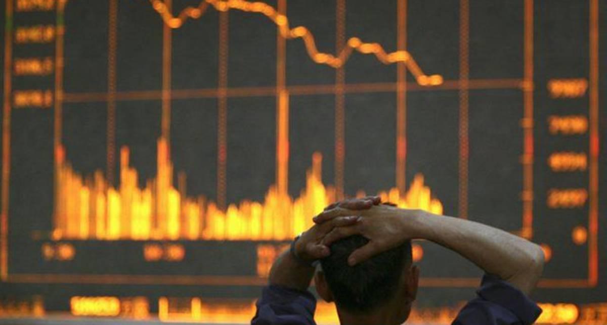 Курс биткоина стремительно падает после новостей о миллиардных кражах