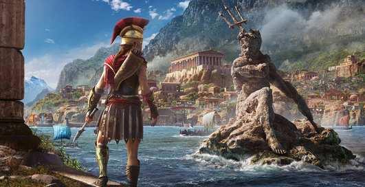 Троя, Спарта и Древняя Греция: игровой процесс Assassin's Creed Одиссея