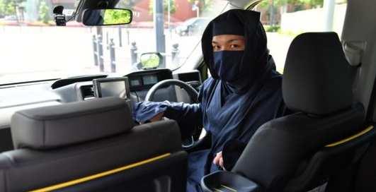 В Японии появилось такси с водителями-ниндзя