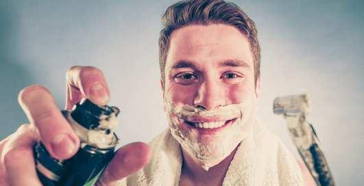 Как сделать лосьон для бритья своими руками