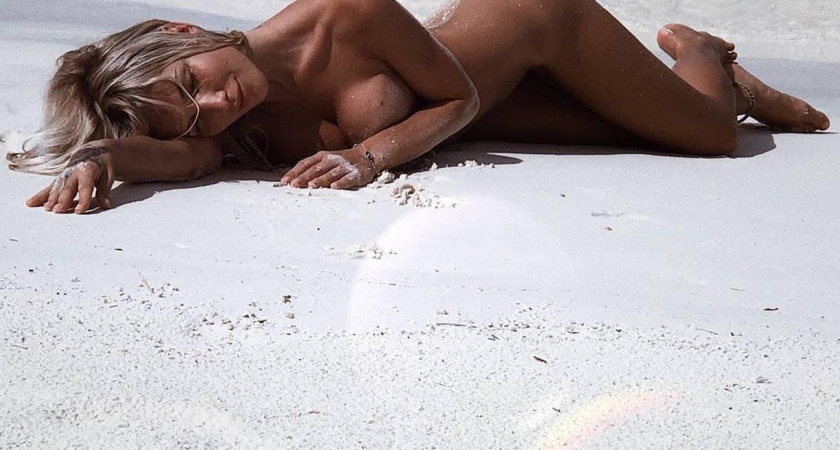 Красотка дня: российская модель Олеся Бендер