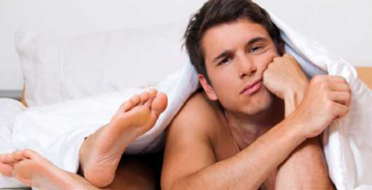 27% мужчин думают о футболе во время секса