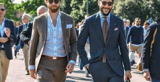 Сшить костюм на заказ: 4 мужских причины