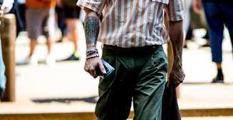Как правильно носить рубашки с коротким рукавом: наглядное пособие