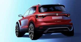 Появилось видео самого маленького кроссовера от Volkswagen