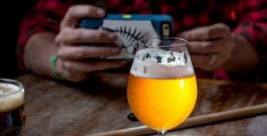 Статистика Instagram: какой алкоголь фотографируют чаще