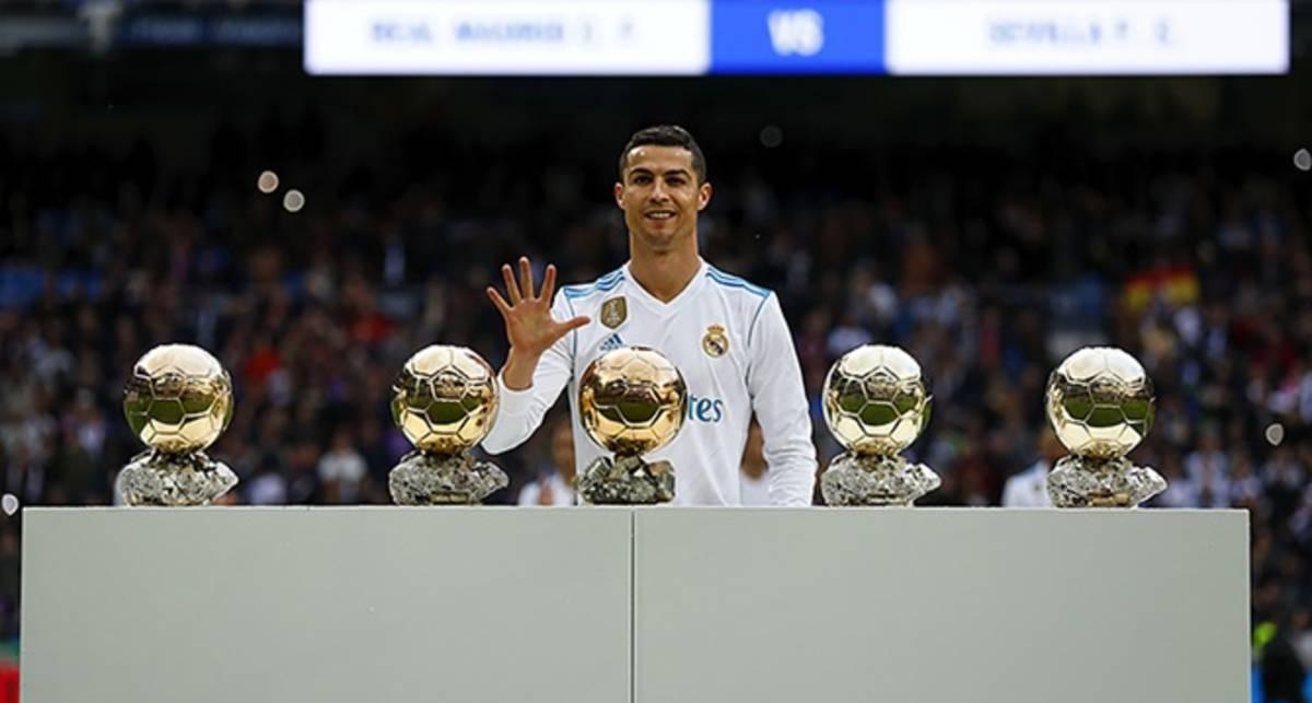 Роналду в Ювентусе: 45 невероятных рекордов лучшего футболиста планеты