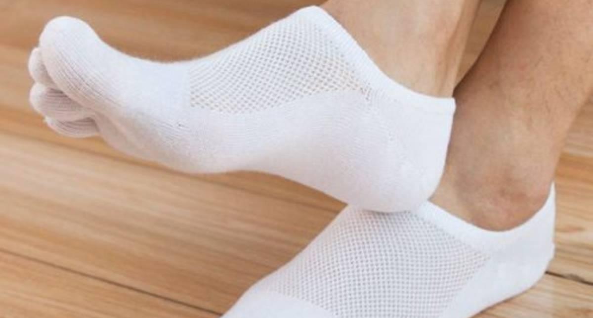 6 правил борьбы с потением ног