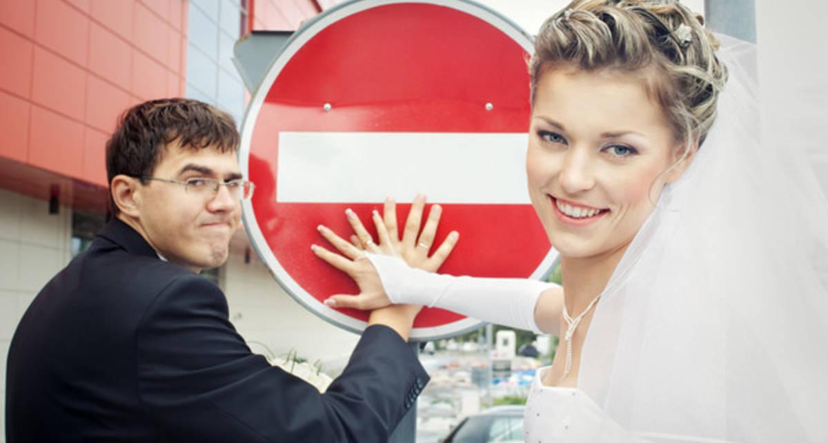 Дорогая свадьба может разрушить отношения - исследование