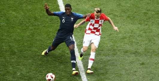 Франция – Хорватия: памятные моменты финала ЧМ