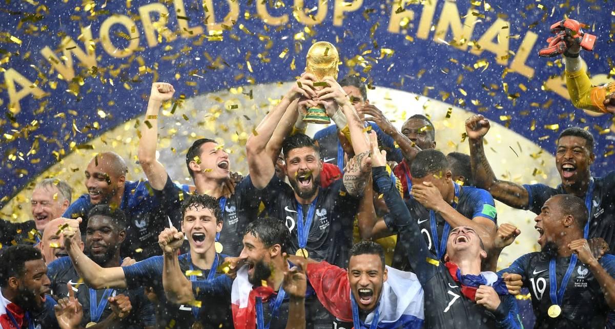 Самые яркие моменты ЧМ-2018 по футболу
