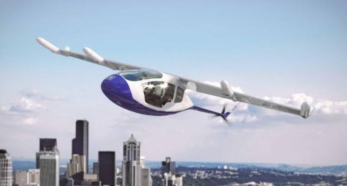 Пристегнитесь, мы взлетаем: Rolls Royce представил летающее такси