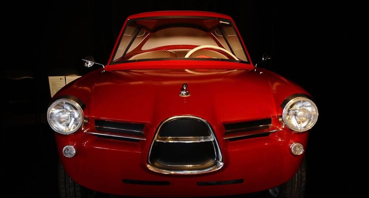 Эстония продала первый электромобиль собственного производства