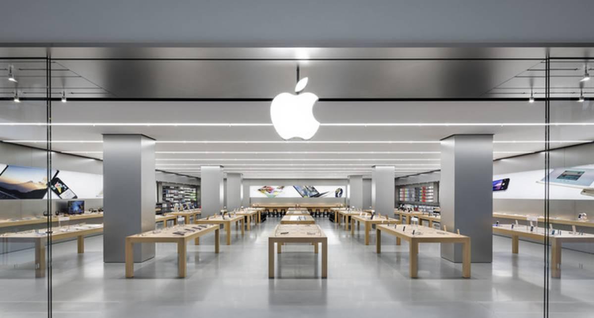 В Украине откроют первый Apple Shop