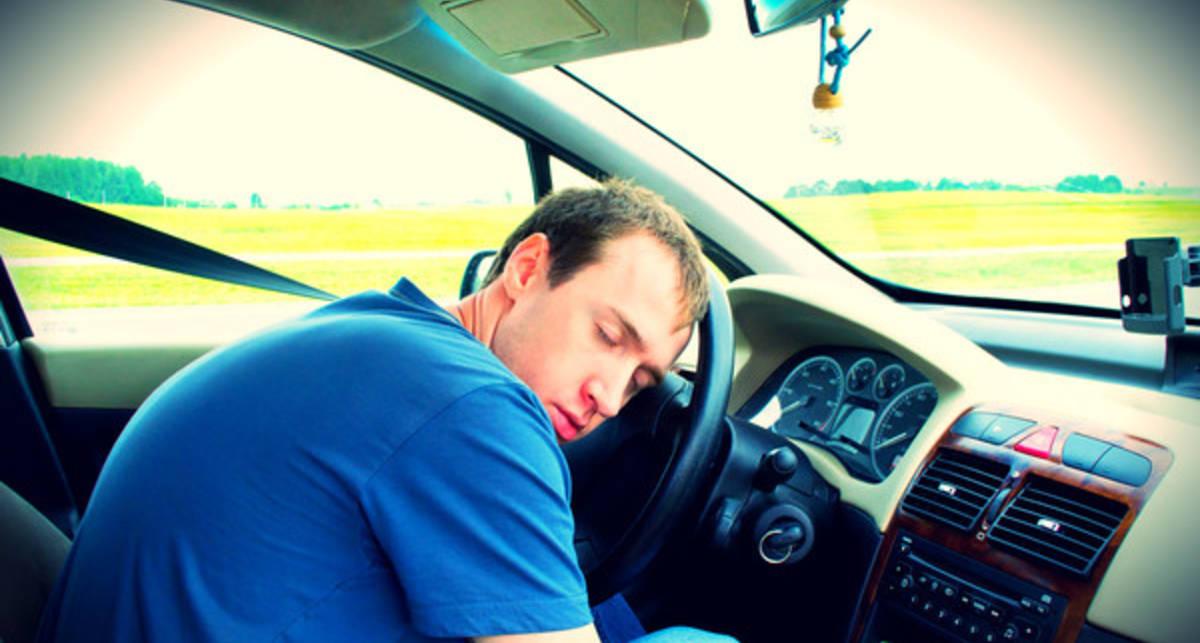5 лайфхаков: как не уснуть за рулем во время длительного путешествия