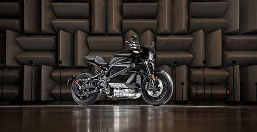 Harley-Davidson готовит запуск первой серии электробайков