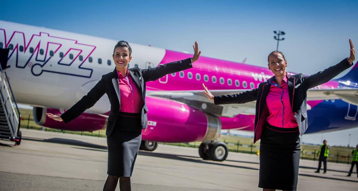 Wizz Air запускает рейс из Харькова в Лондон