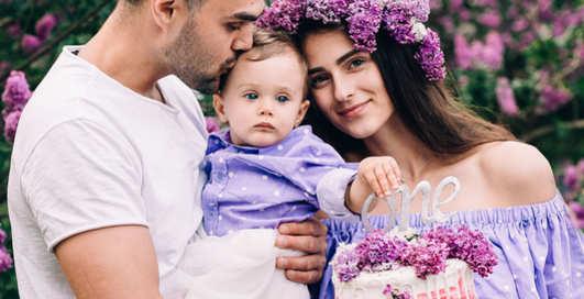 Жизнь на «до» и «после» после рождения ребенка: история молодого папы