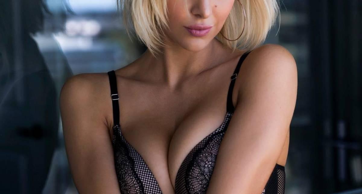 Красотка дня: харизматичная актриса и модель Бри Тереси