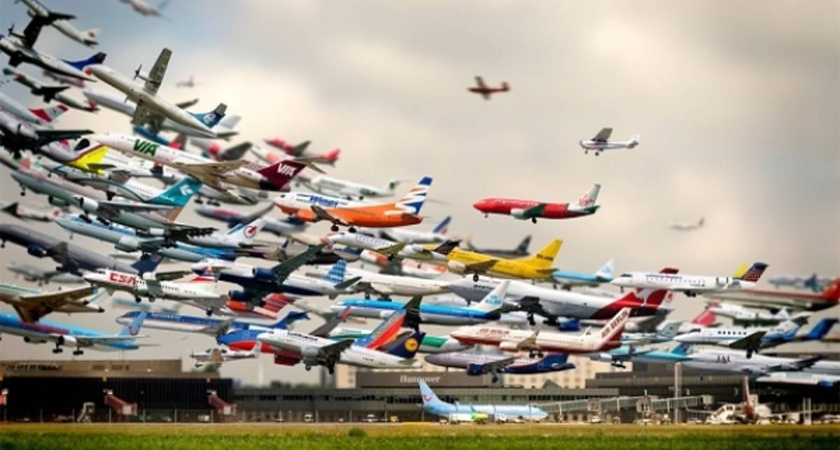 В будущем все аэропорты Европы будут катастрофически перегружены