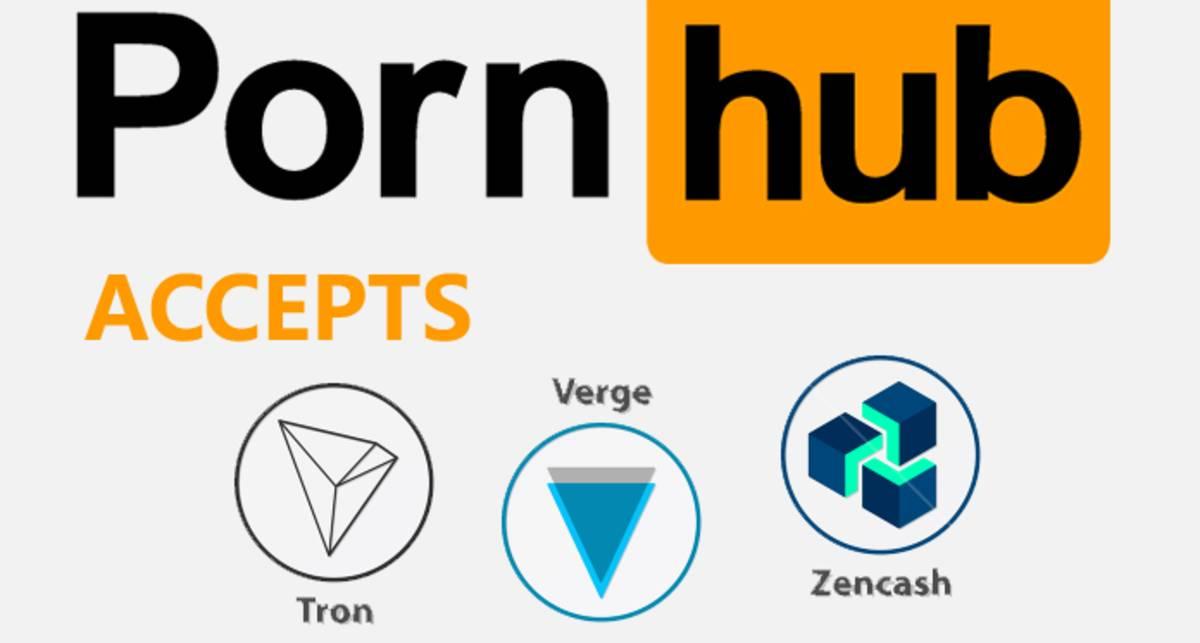 В ногу со временем: к Pornhub подключили криптовалюту