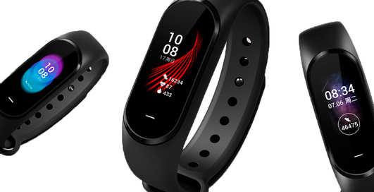 Xiaomi показала обновленный фитнес-браслет