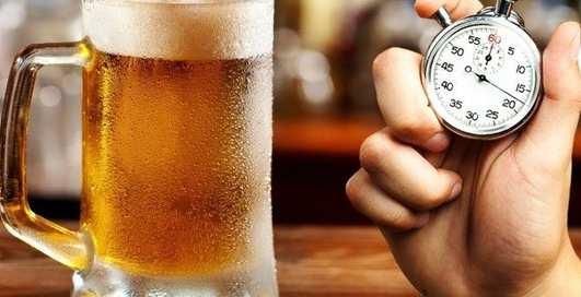 Лайфхак: как охладить пиво за одну минуту