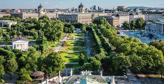 ТОП-10 самых комфортных городов для жизни
