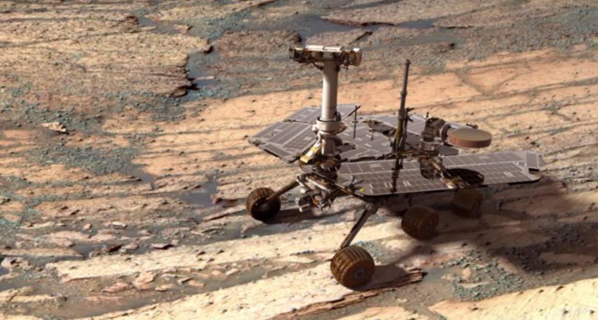 NASA потеряла марсоход стоимостью 400 миллионов долларов