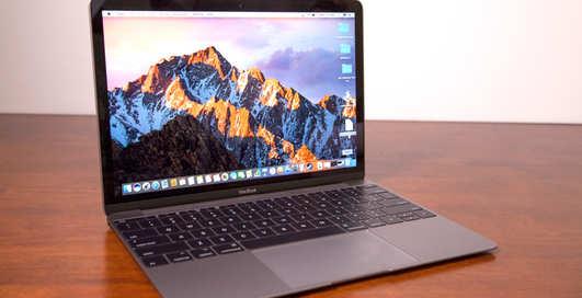 Apple представит бюджетный MacBook