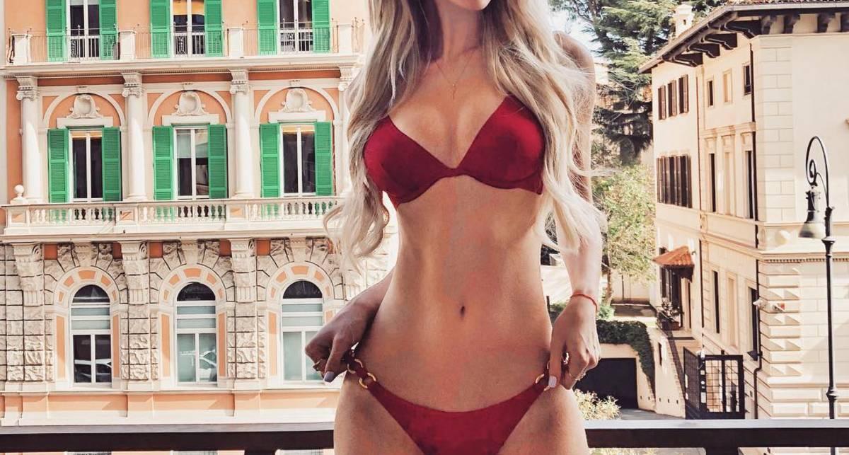 Красотка дня: Карина Жосан, Мисс Украина-Вселенная 2018