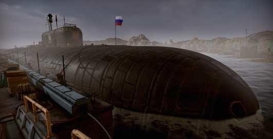"""Вышел трейлер компьютерной игры о крушении подлодки """"Курск"""""""