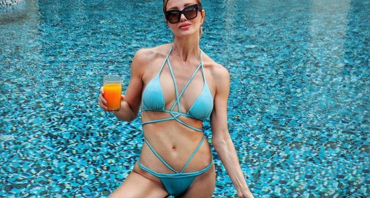 Красотка дня: Самая горячая бабушка — 51-летняя Жаклин Берридо Пизано