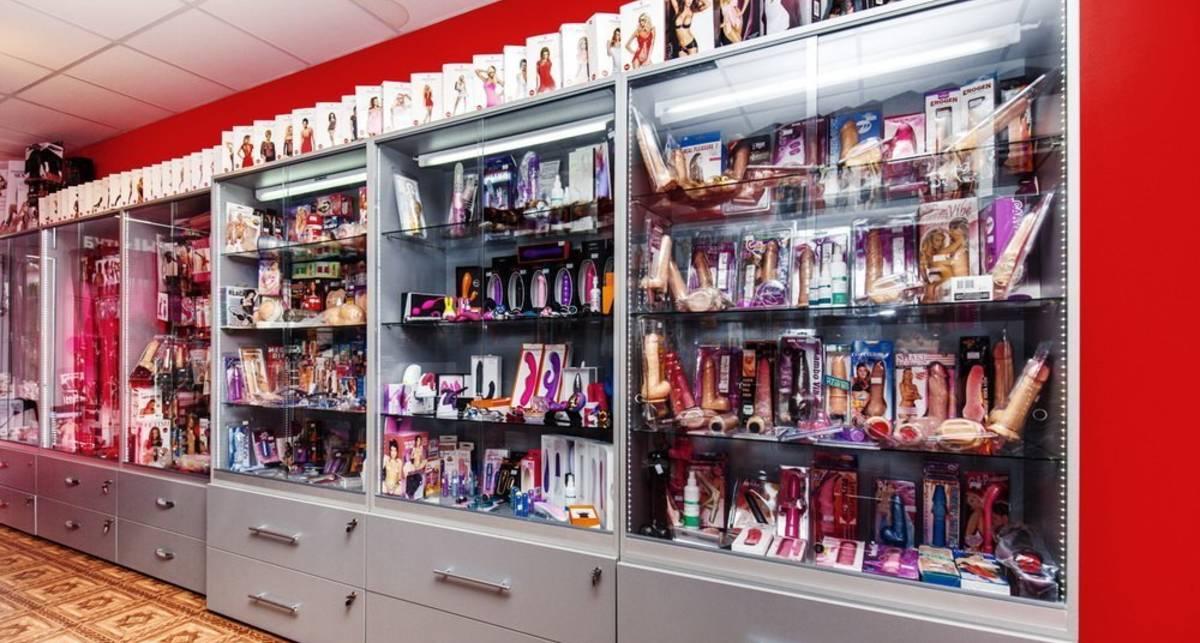 Какие товары украинцы чаще всего покупают в секс-шопах
