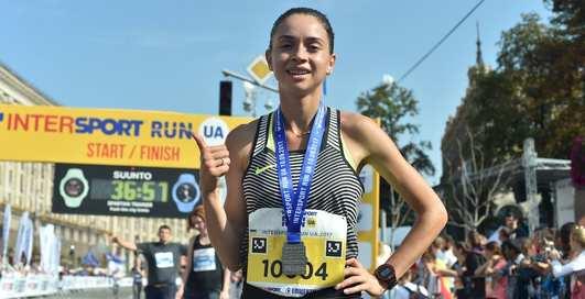 Редакция i&running присоединилась к благотворительному забегу Intersport Run UA